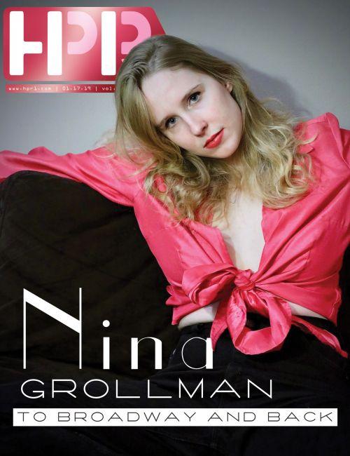 Nina Grollman - design by Raul Gomez