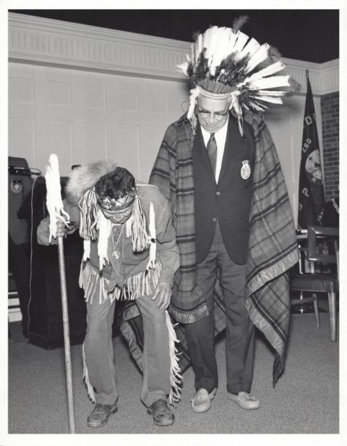 Native during a performance at the Fargo Elks Lodge