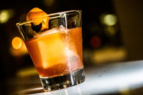 Bourye Old Fashioned - photograph by Raul Gomez