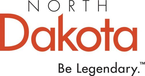 The new(est) North Dakota logo
