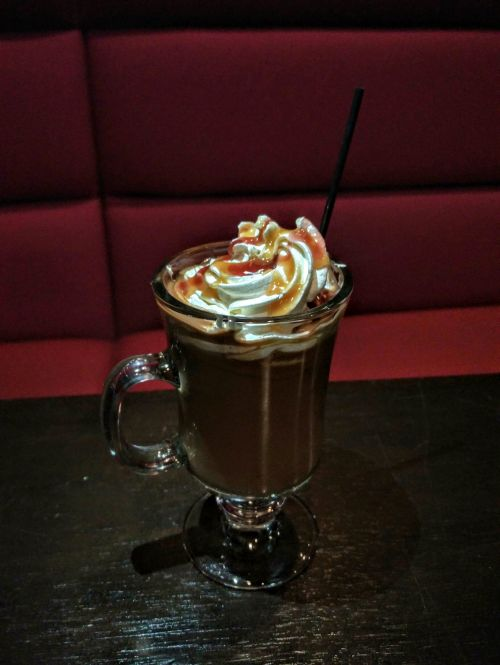 Mexican Hot Chocolate - photograph by Sabrina Hornung