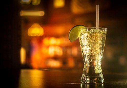 Whiskey Splash - photograph by Raul Gomez