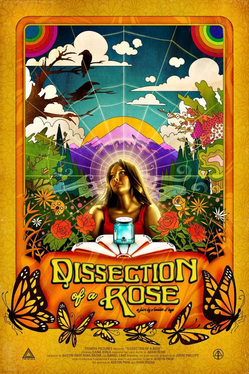 Dissection of a Rose