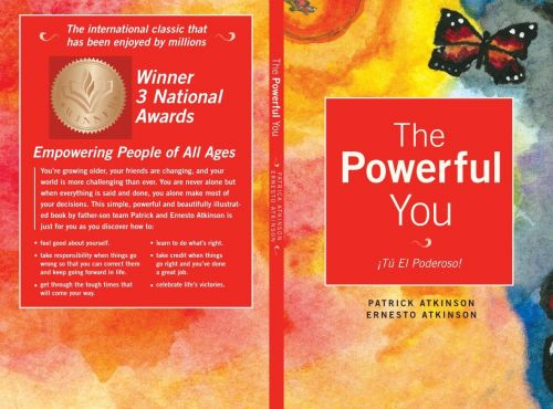 The Powerful You book cover