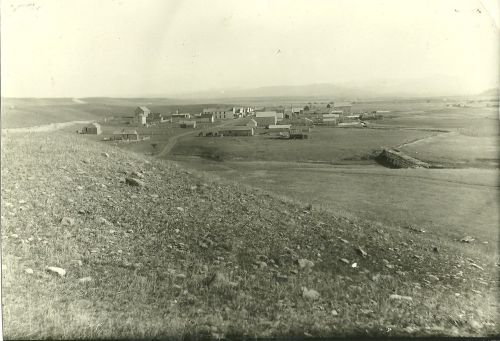 Minnesela town unknown date - - photograph provided by South Dakota Public Broadcasting producer Stephanie Rissler