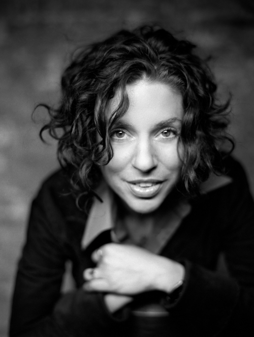 Ani DiFranco - photograph by Danny Clinch