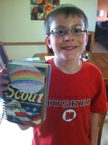 Photograph provided by Michael Strand