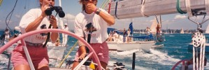 "​""Maiden"" Doc Sails Around the World with Tracy Edwards and Her Crew"