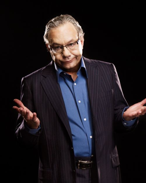 Lewis Black - photograph by Clay McBride