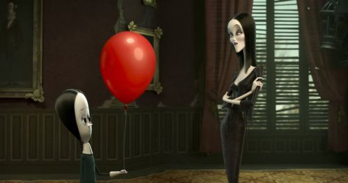 Screenshot of The Addams Family