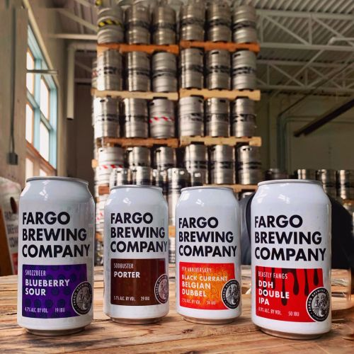 Fargo Brewing Company products
