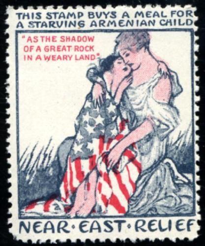 NER stamp