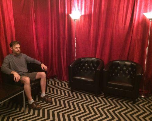 CM MD Red Room - photo provided by Matt Dreiling