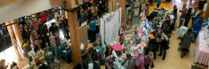 Space Craft: Unglued Craft Fest invades downtown