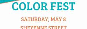 Color Fest: The City of West Fargo wants YOU to Help Paint the Town