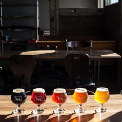 Junkyard Beers // Photo by J Earl Miller