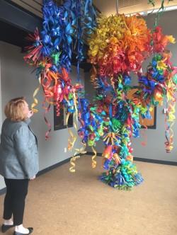 Sen. Heidi Heitkamp at Jamestown Arts Center