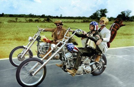 Vintage Motorcycle Movies