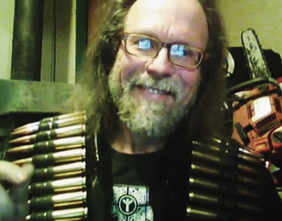 Craig Cobb - photo from the Southern Poverty Law Center