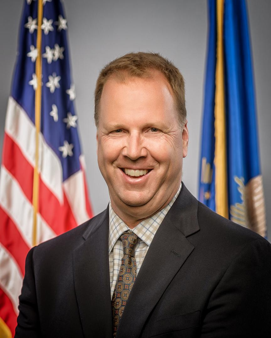 Dave Piepkorn - photo provided by City of Fargo