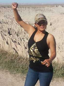 Red Fawn Fallis – online sources
