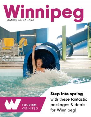 Spring Packages Winnipeg