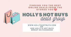 Holly's Hot Buys April 2021